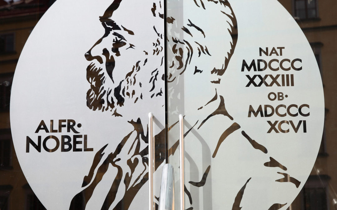 Your Legacy and Alfred Nobel